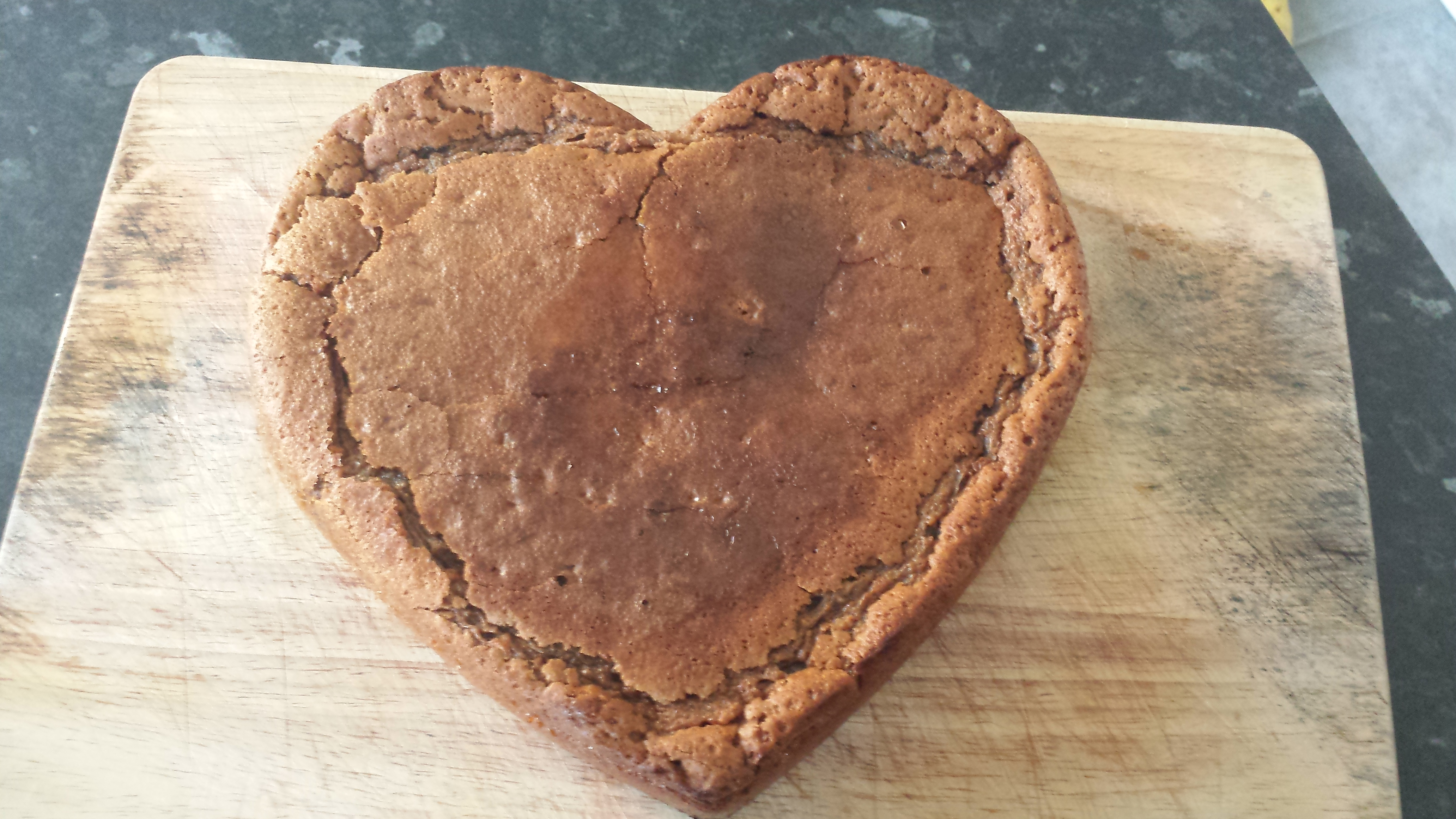 Sinfully Good Gluten Free Chocolate Cake