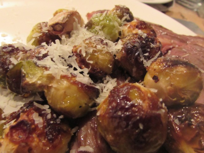 My Roasted Sprouts
