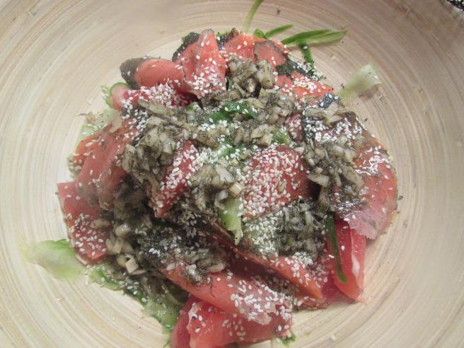 Salade d'Anniversaire!