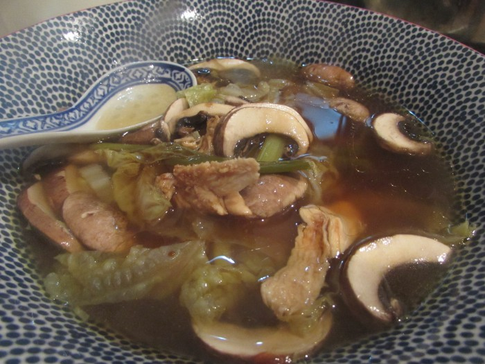 Chinese Chicken Broth