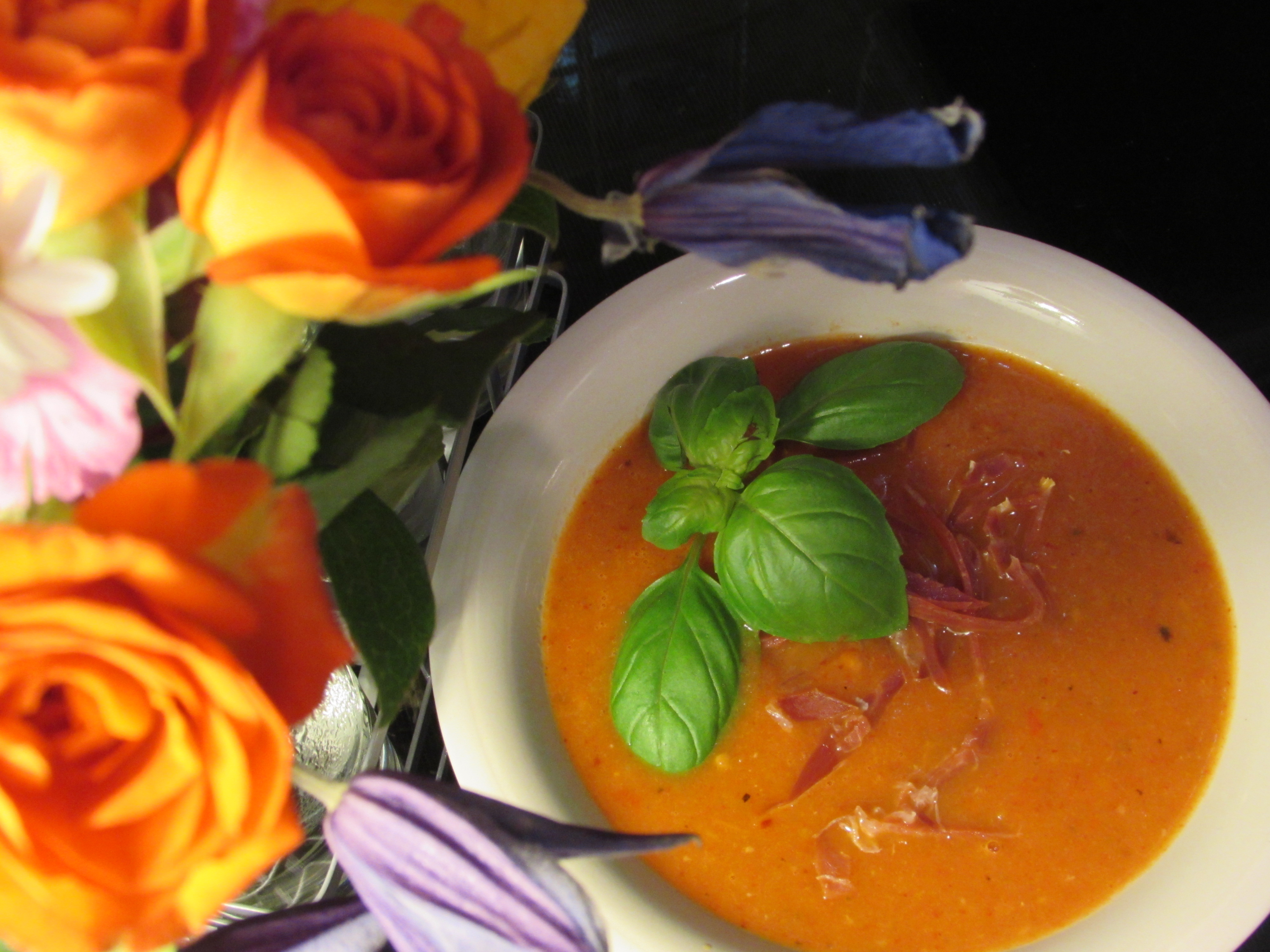 The Weekly Soup – Roasted Pepper and Tomato Soup