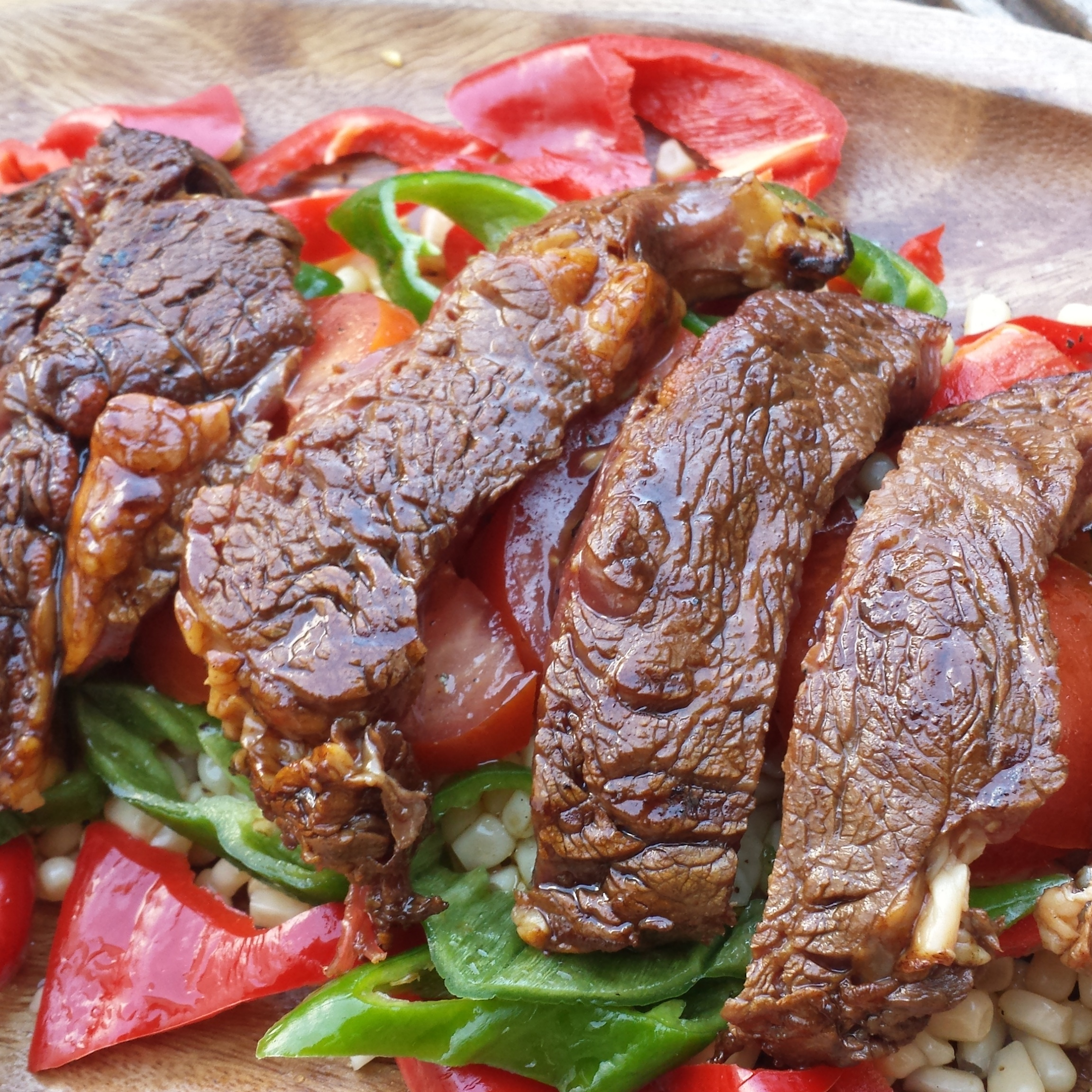 The Weekly Salad – Steak Salad
