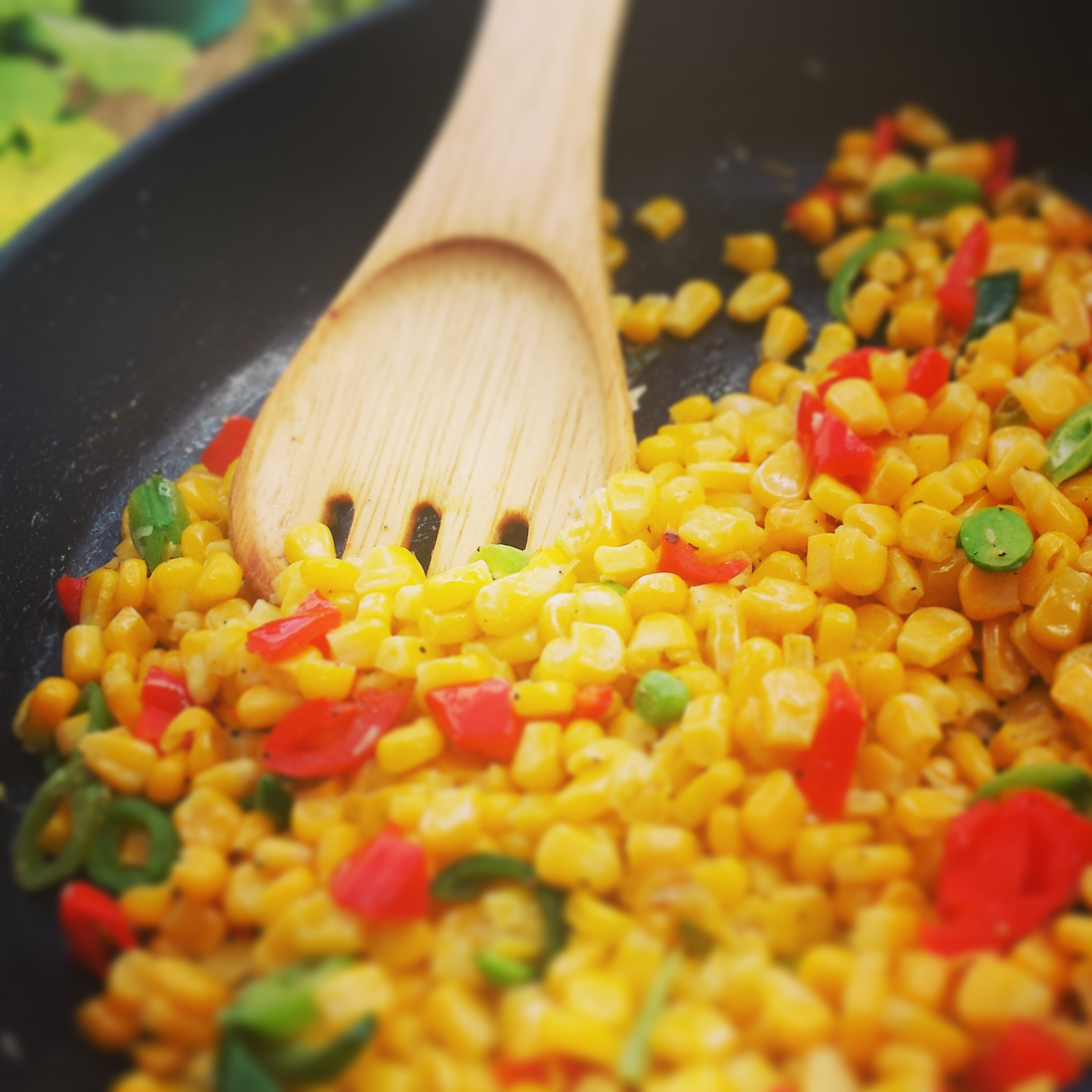 Tequila And Sweet Corn Recipe