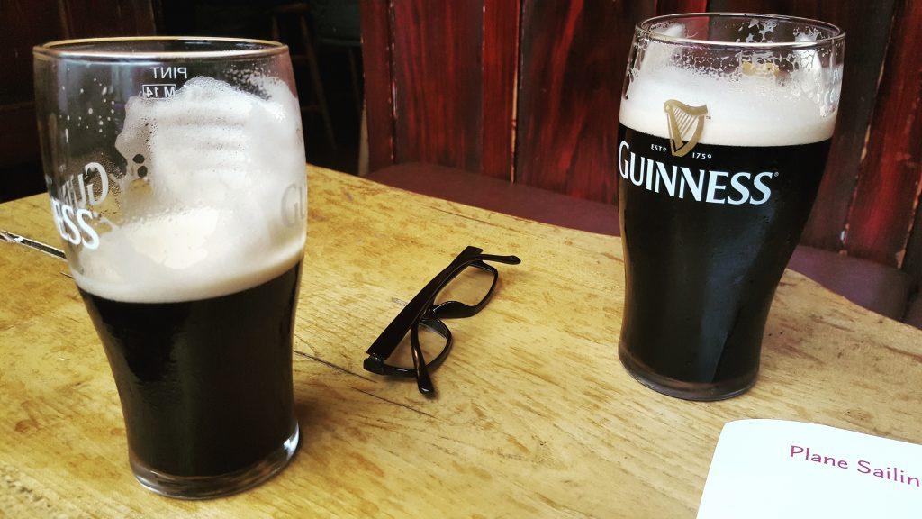 Eating in Sligo - Guinness