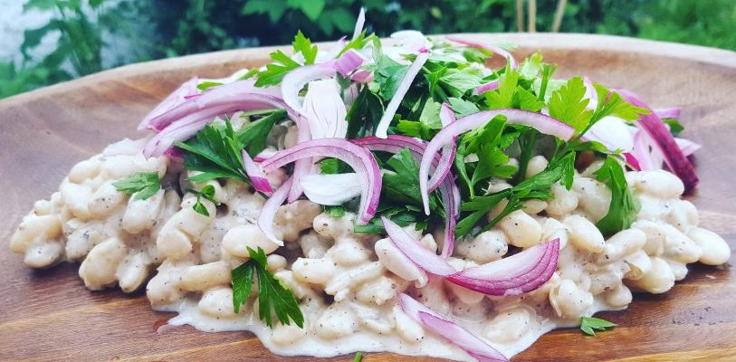 Cannellini Beans Salad