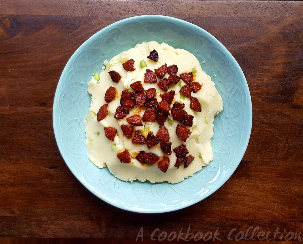 Creamy Mashed Potato and Chorizo Salad Cookbook Collection