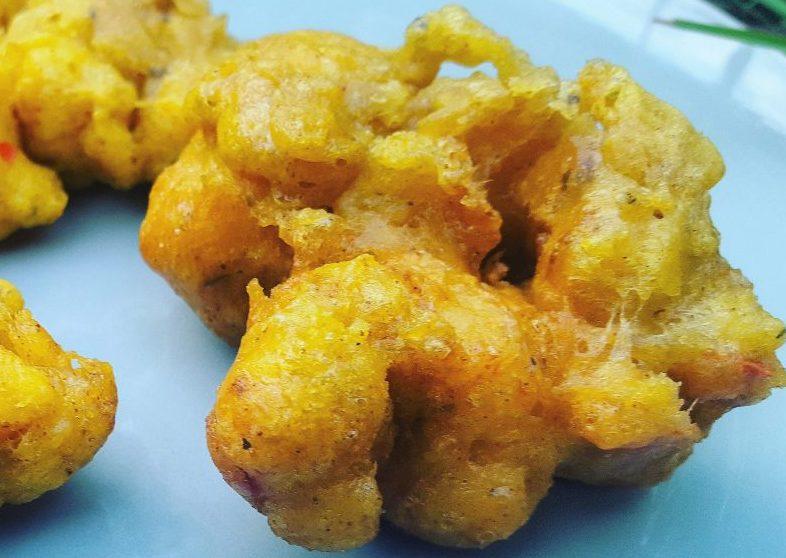 Prawn Fritters – Accras De Crevettes