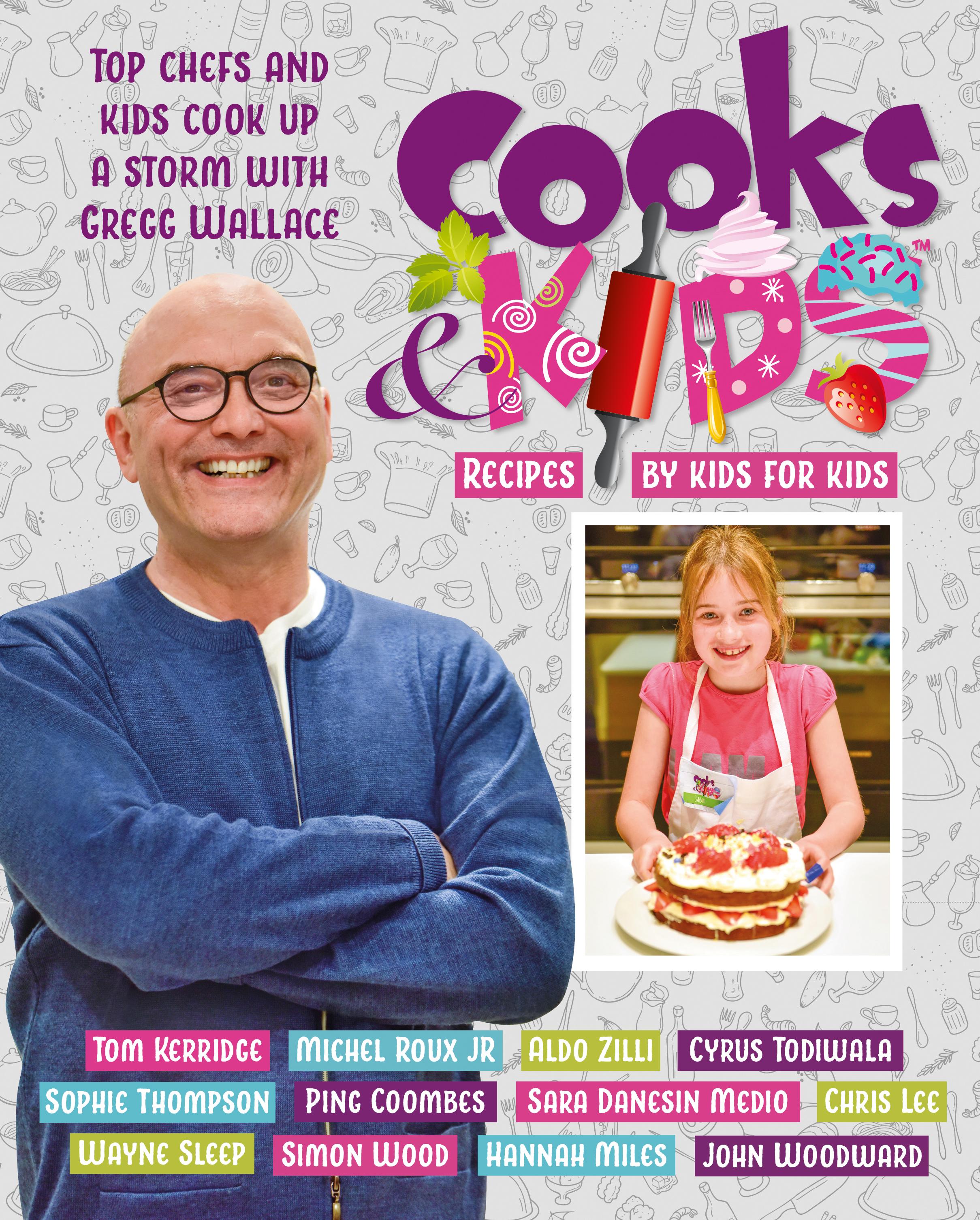 Cooks & Kids 3: Win A Copy