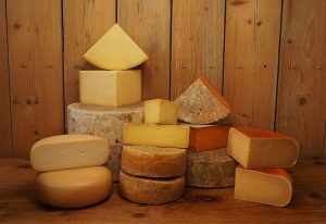 the perfect cheeseboard