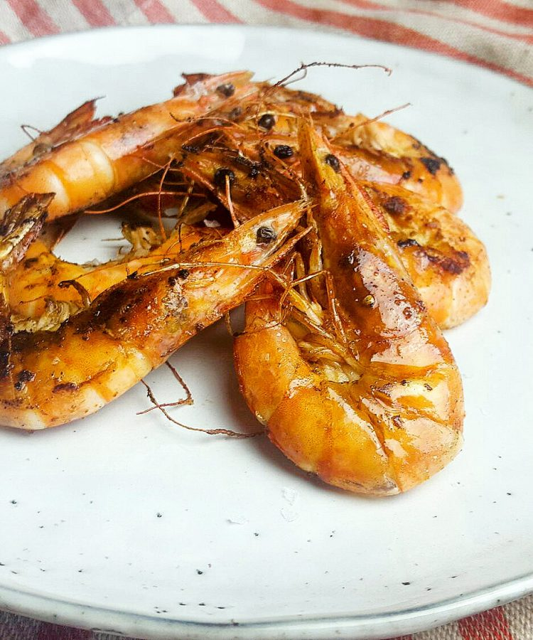 Marinated Prawns