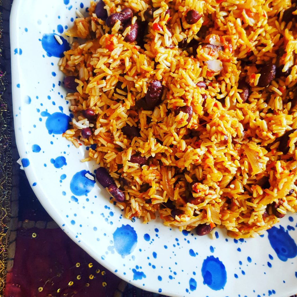 Dirty rice photo