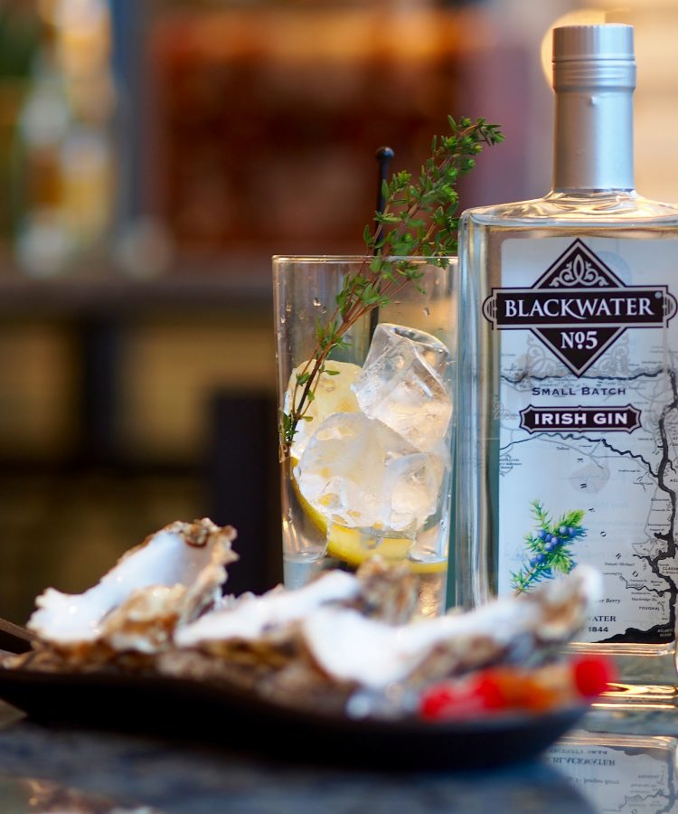 Conrad Dublin Gin & Oysters Competition