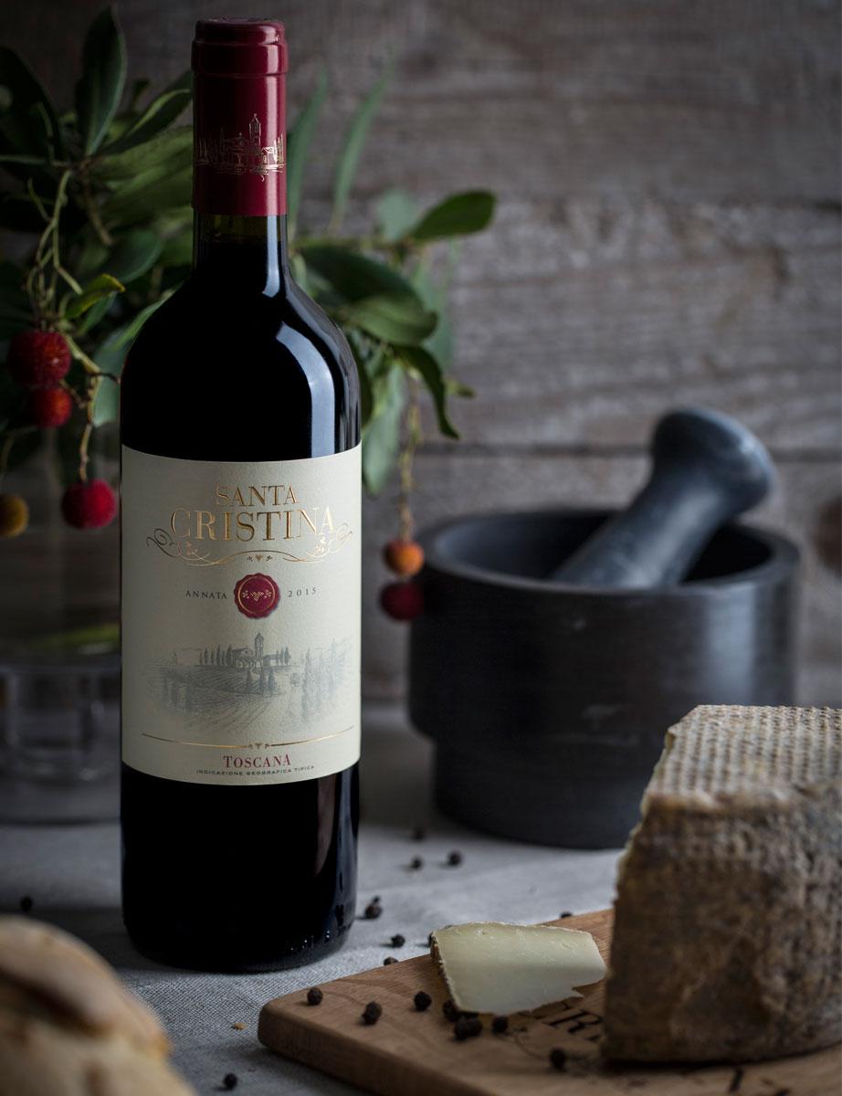 Three Italian Wines