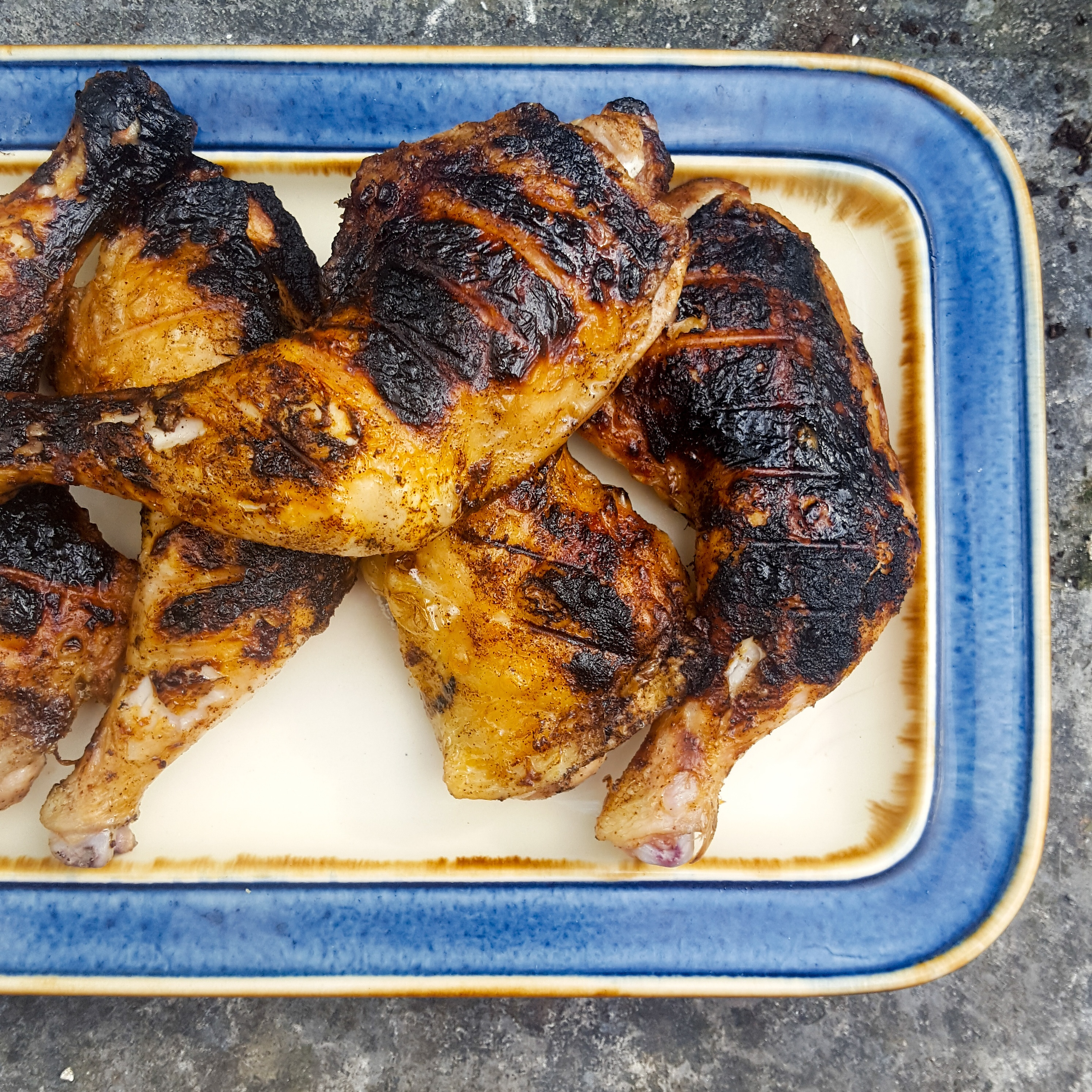 Mexican Style BBQ Grilled Chicken Is The New Black