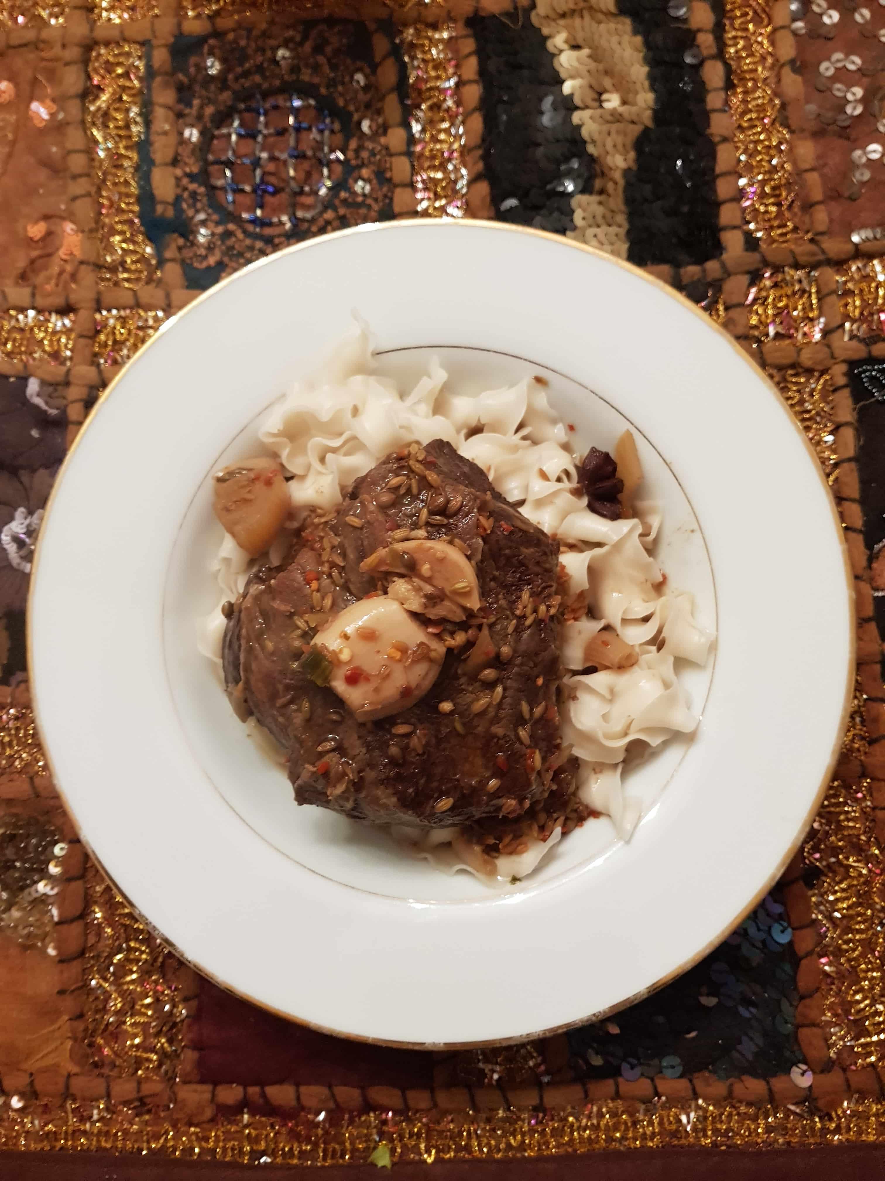 Slow Cooker Beef Cheeks Recipe