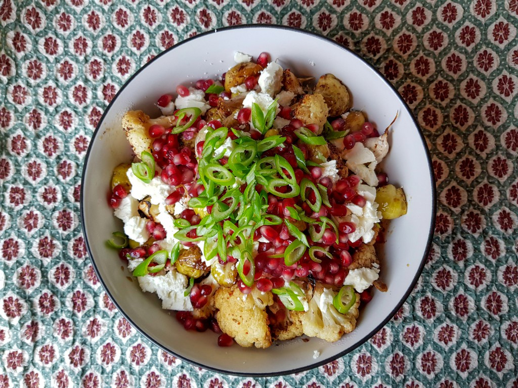 Middle Eastern Style Vegetables Recipe