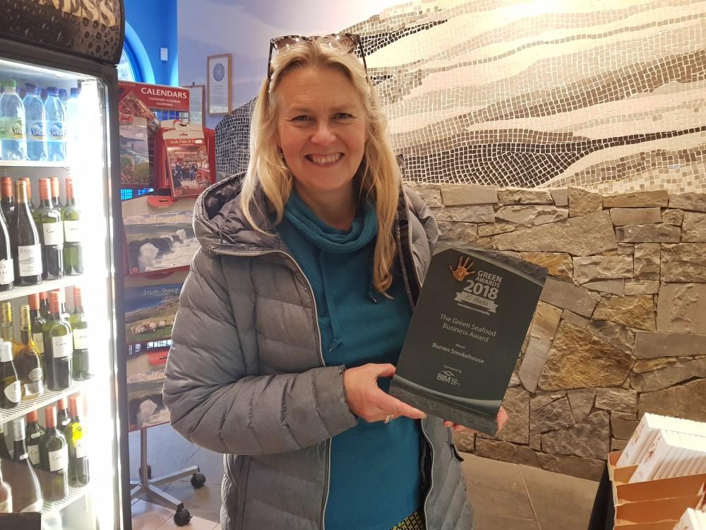 Taste The Burren Food Trail – Episode 2: Burren Smokehouse
