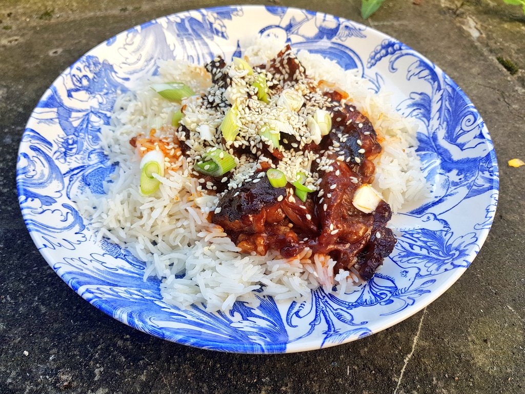 Slow Cooker Gochujang Lamb Stew