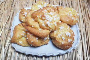 Traditional French Chouquettes Recipe