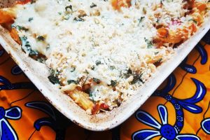 N'Duja Pasta Bake – A Recipe For When You Need A Quick Bite