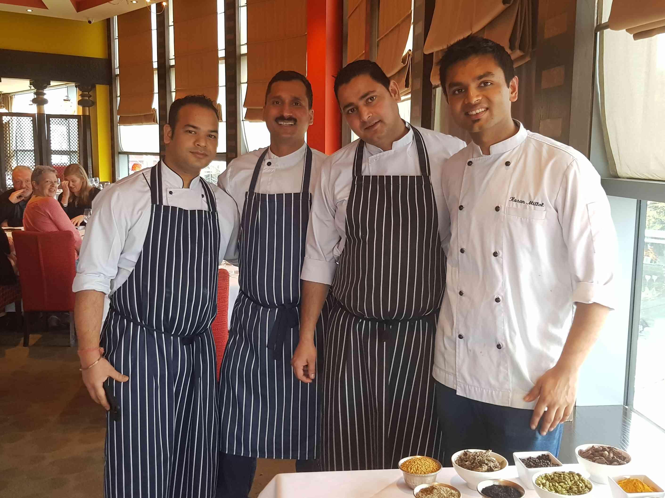 Twenty Four Hours With Karan Mittal, Ananda