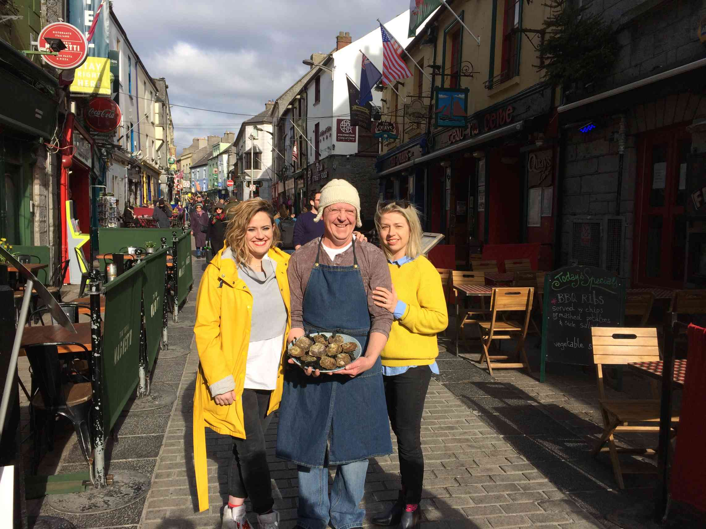 Women Of The Irish Food Industry – Sheena Dignam, Food Tours Operator