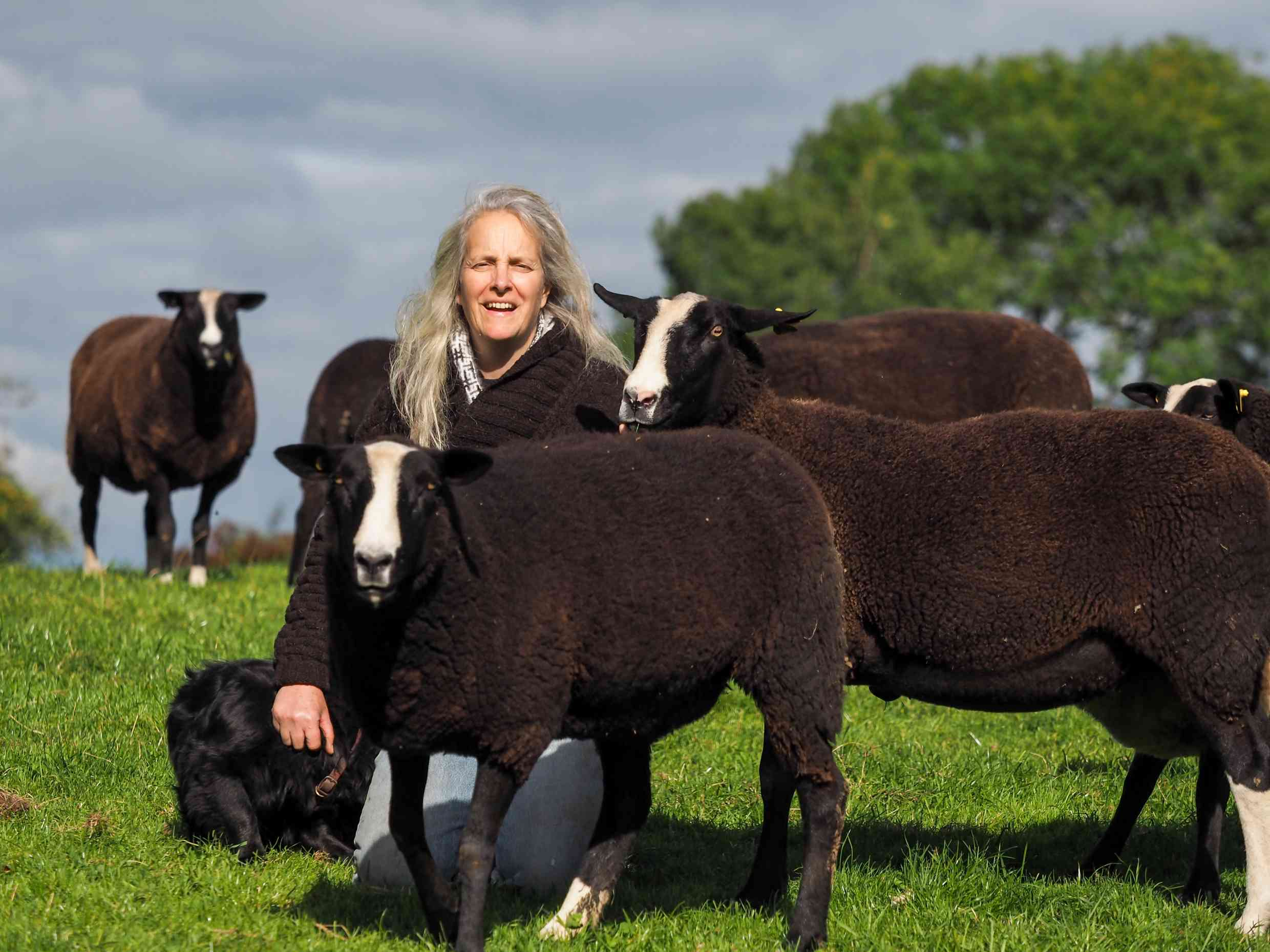 Women Of The Irish Food Industry – Suzanna Crampton, Farmer and Educator