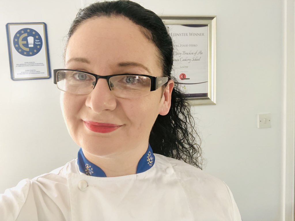 Women Of The Irish Food Industry – Janice Casey Bracken, Chef and Teacher