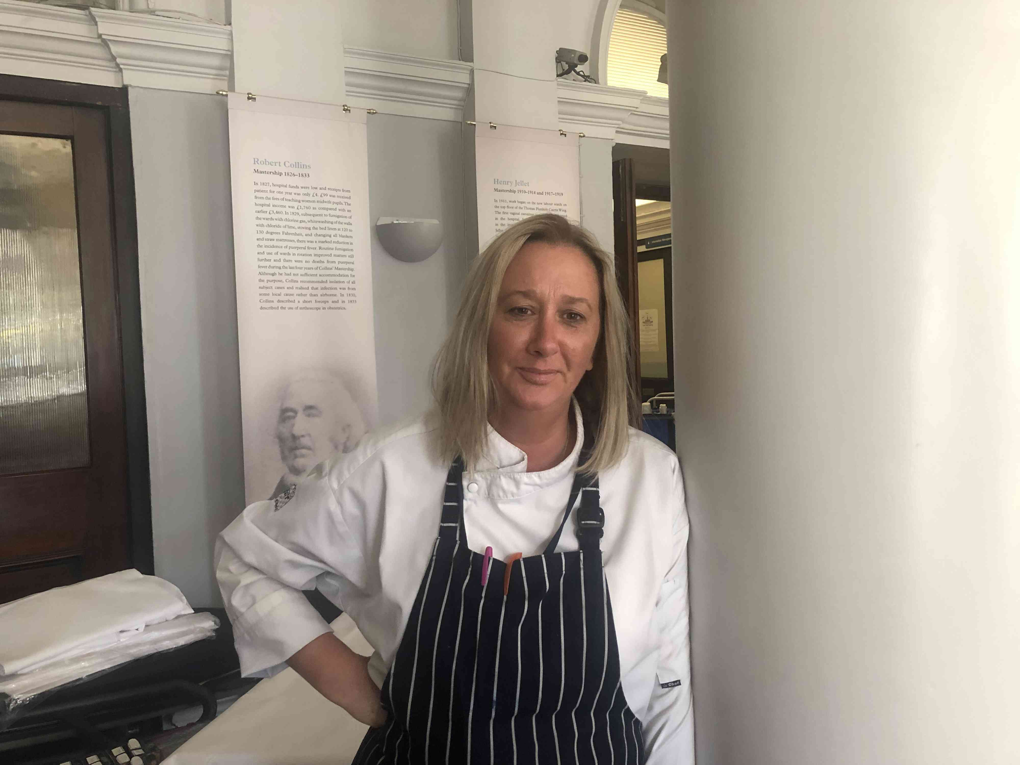 Women Of The Irish Food Industry – Joyce Timmins, Executive Chef