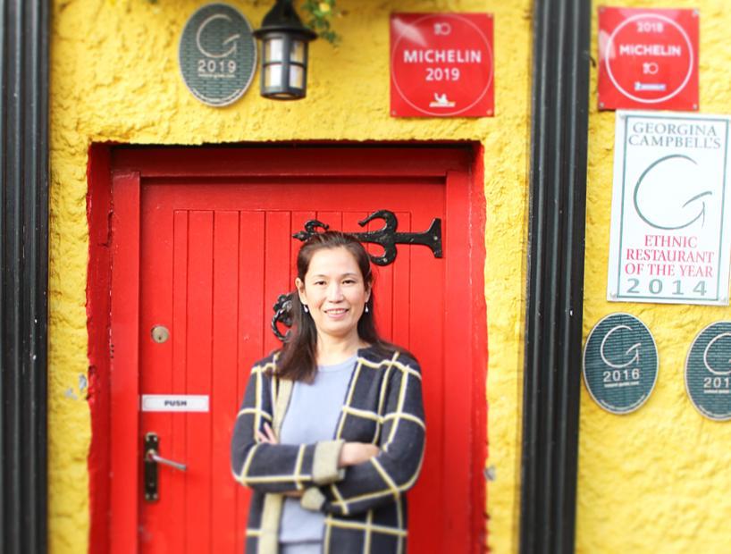 Women Of The Irish Food Industry – Janya Lyons, Restaurateur