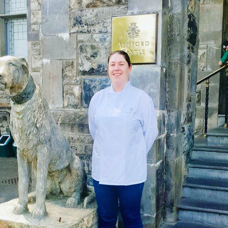 Women Of The Irish Food Industry – Niamh Barry, Pastry Chef
