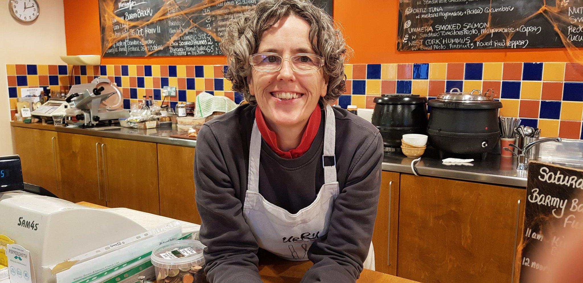 Women Of The Irish Food Industry – Ruth Healy, Shop Keeper