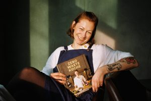 Women Of The Food Industry – Sophia Hoffmann, Chef and Cookbook Writer and Activist