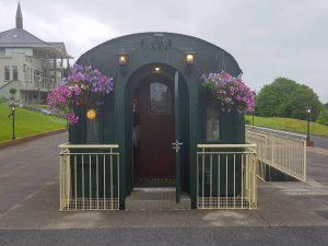 Pullman Restaurant - Glenlo Abbey - Properfood.ie