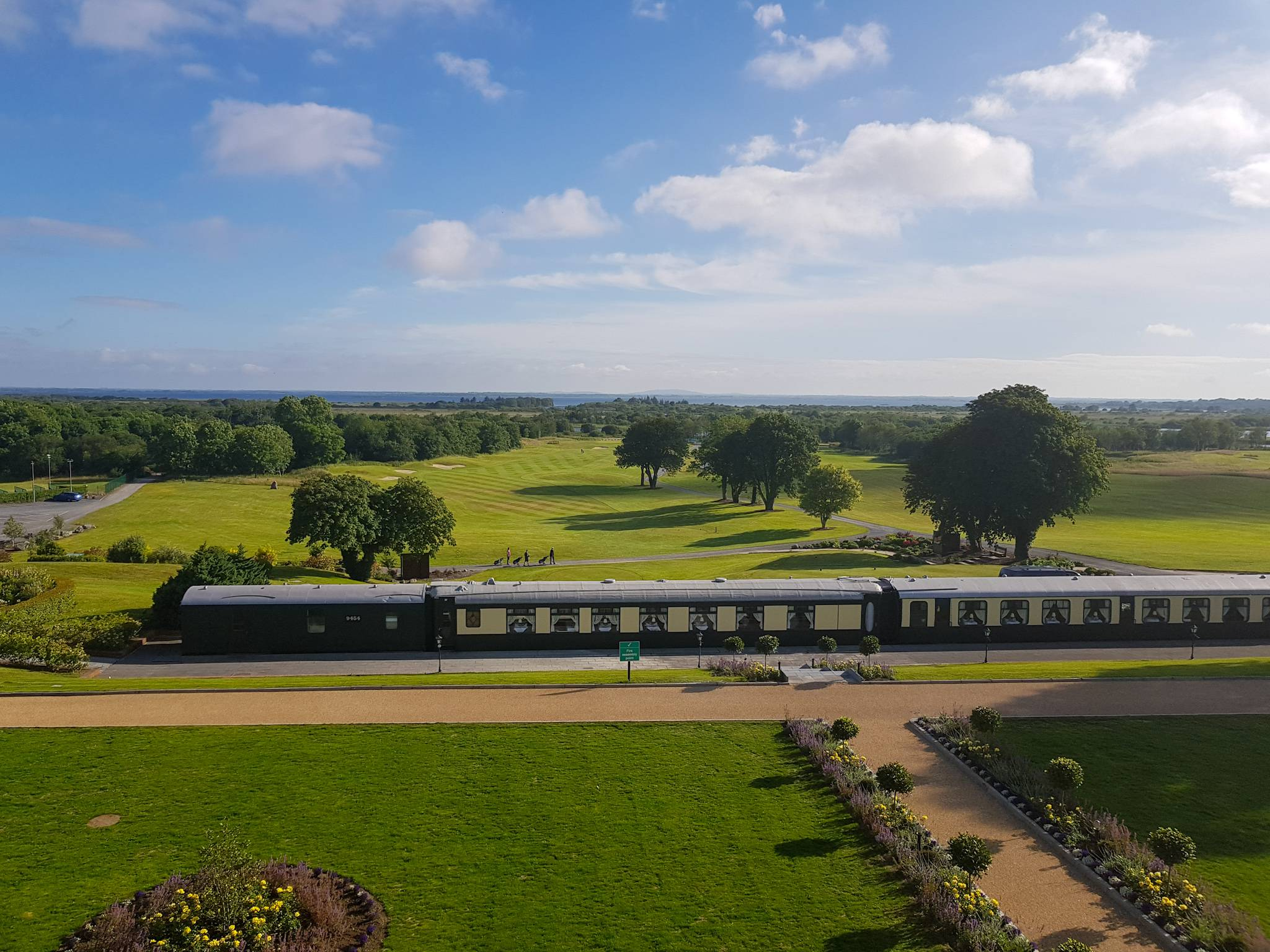 Glenlo Abbey Hotel – The Pullman Restaurant