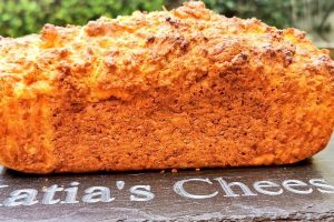 This Cheesy Bread Loaf Recipe Is Perfect for Covid Baking