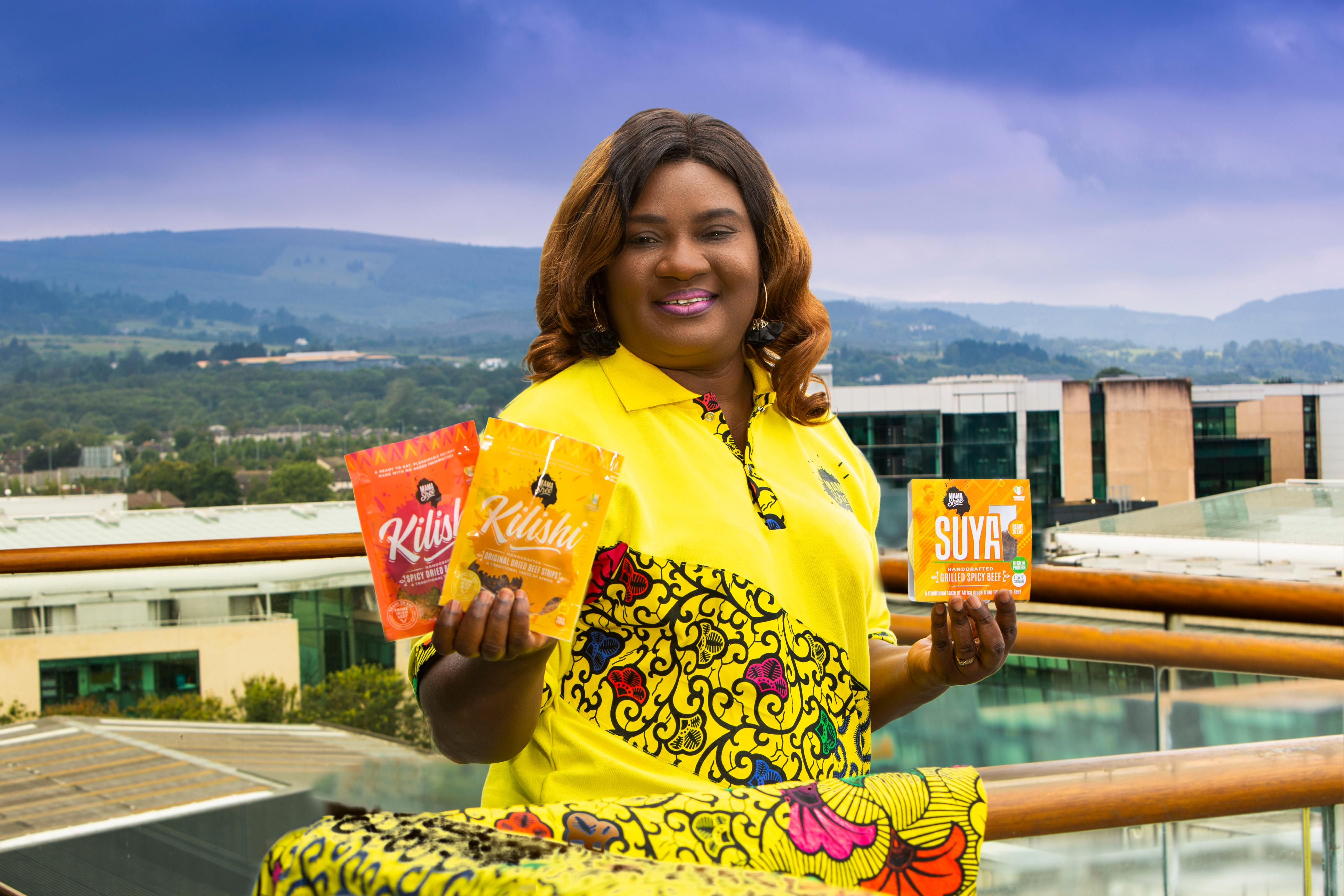 WOMEN OF THE IRISH FOOD INDUSTRY – EDIZEMI ONILENLA, CEO