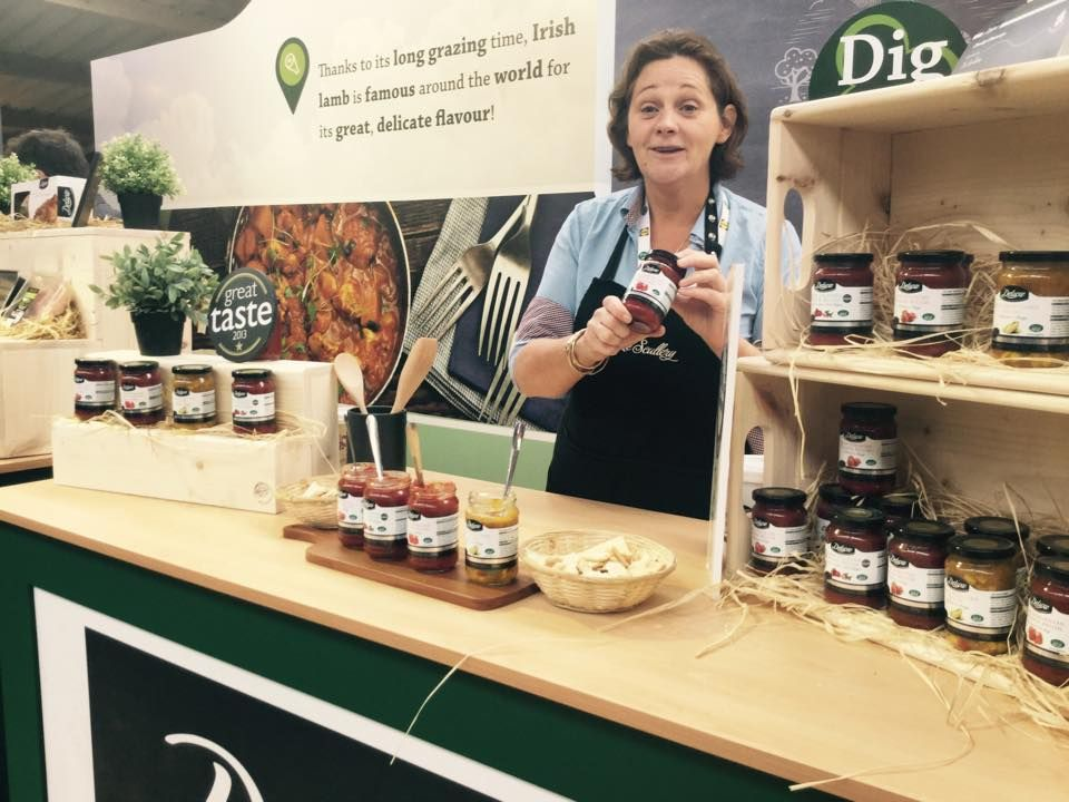 WOMEN OF THE IRISH FOOD INDUSTRY – FLORRIE PURCELL, ARTISAN PRODUCER
