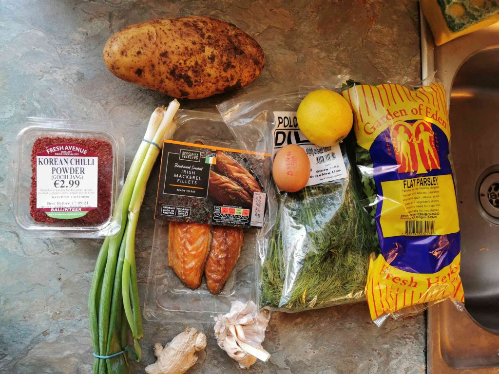 Fishcake Recipe - Properfood.ie