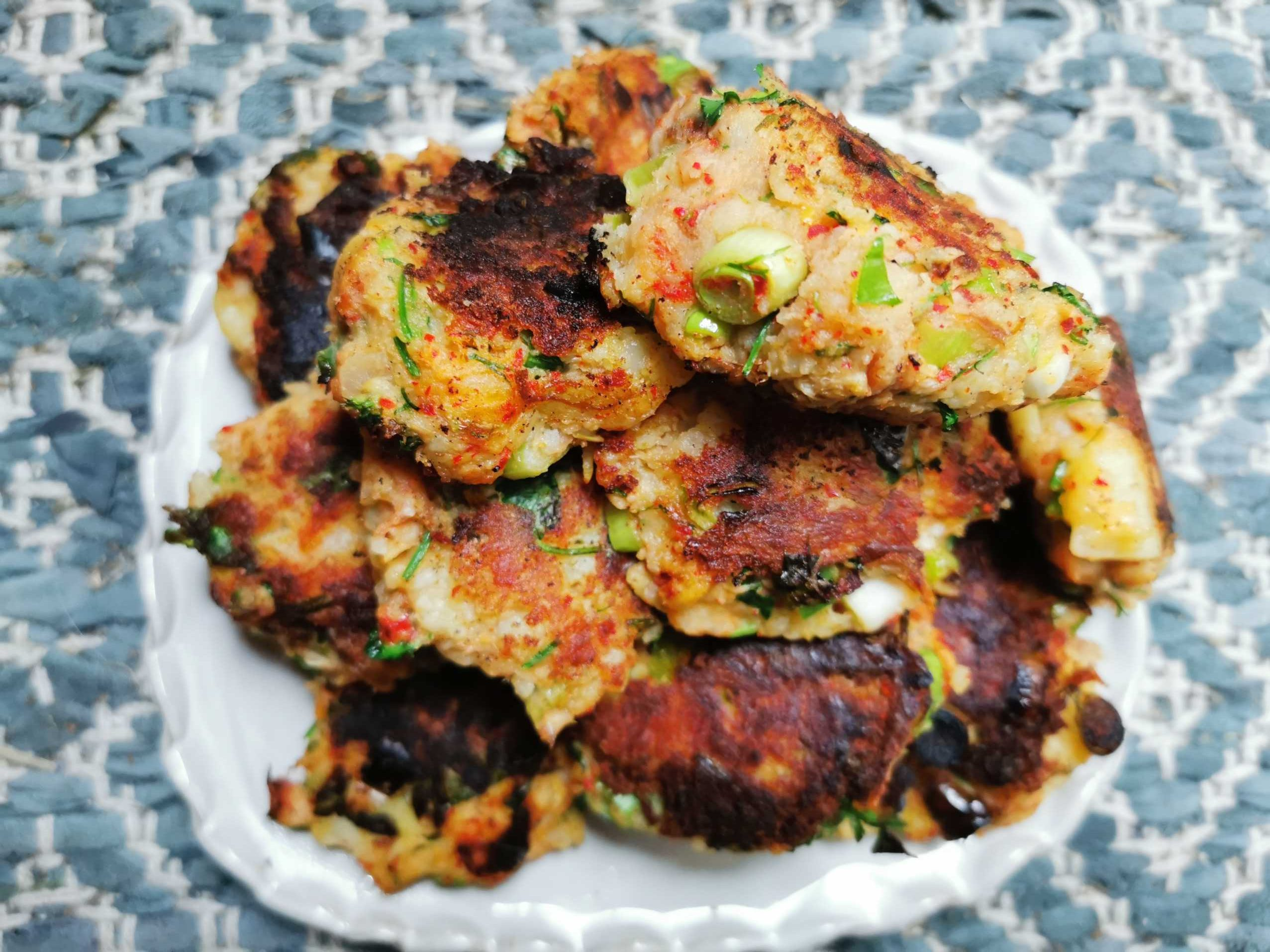 BASIC FISHCAKE RECIPE