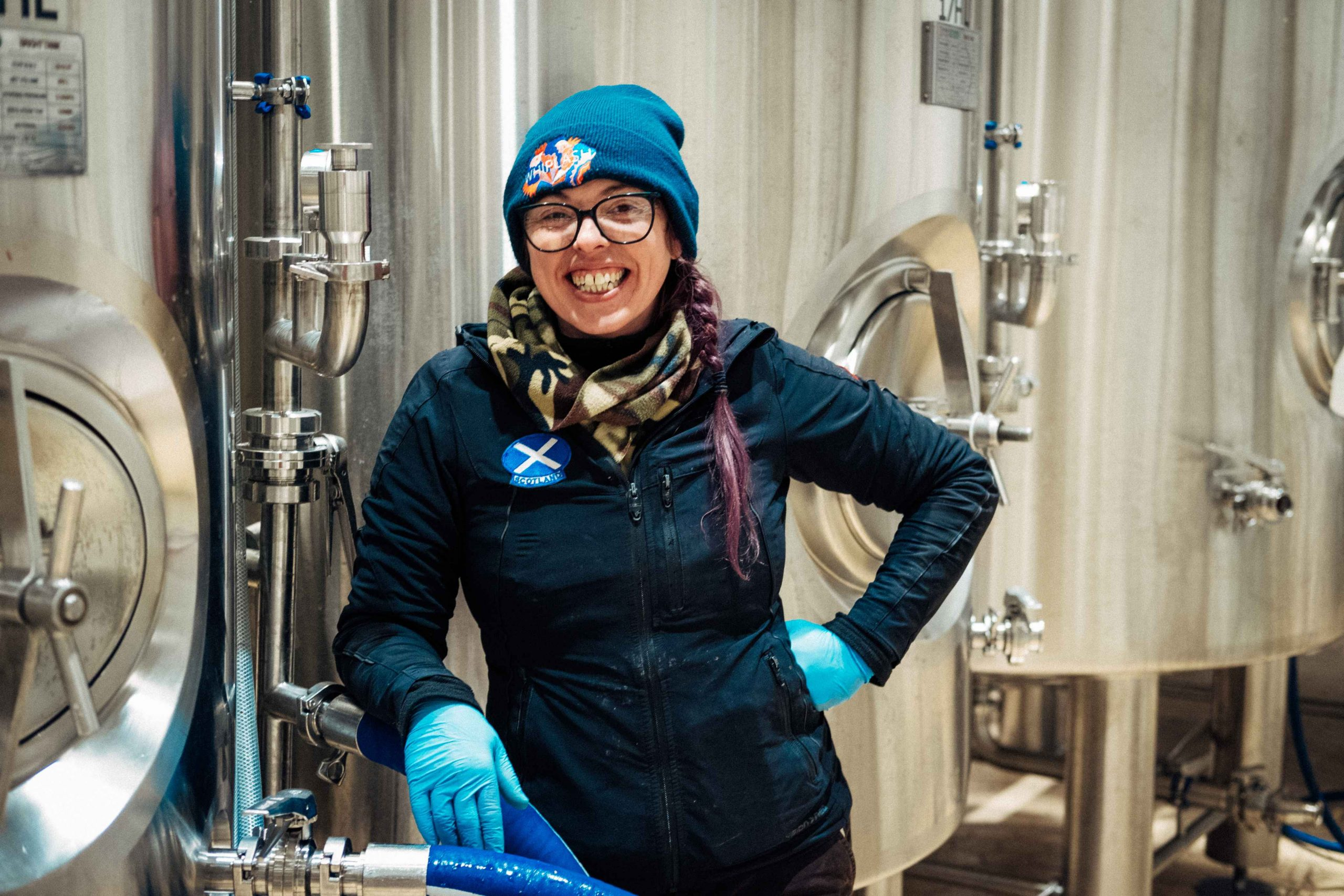 WOMEN OF THE IRISH FOOD INDUSTRY – LYNSEY CAMPBELL, LEAD CELLAR BREWER