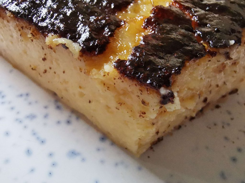 Basque Burnt Cheesecake - Properfood.ie