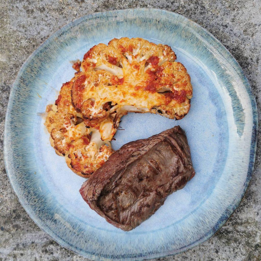 Oven Roasted Cauliflower - Properfood.ie