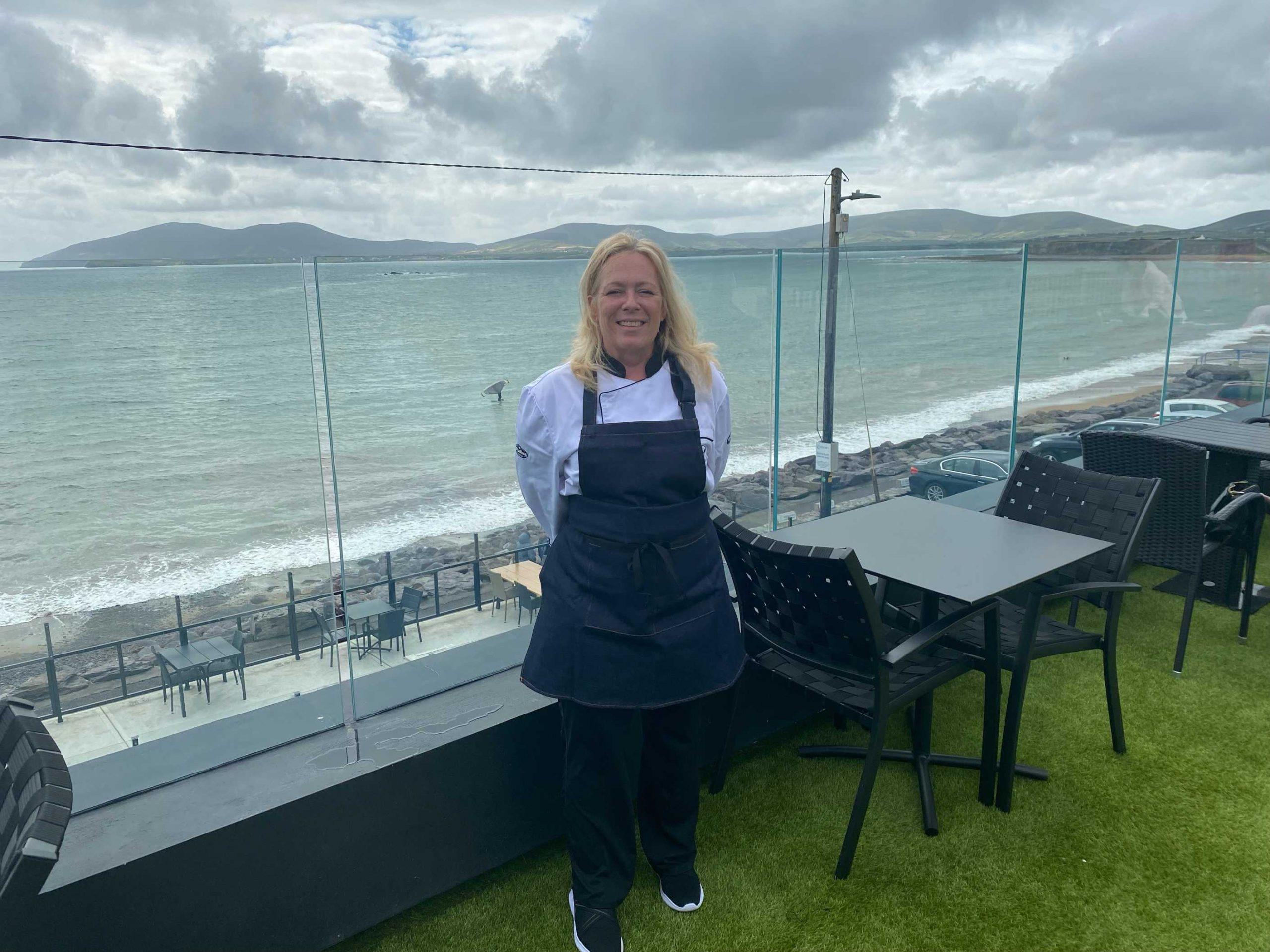 WOMEN OF THE IRISH FOOD INDUSTRY – KATIE O'CARROLL, HEAD CHEF