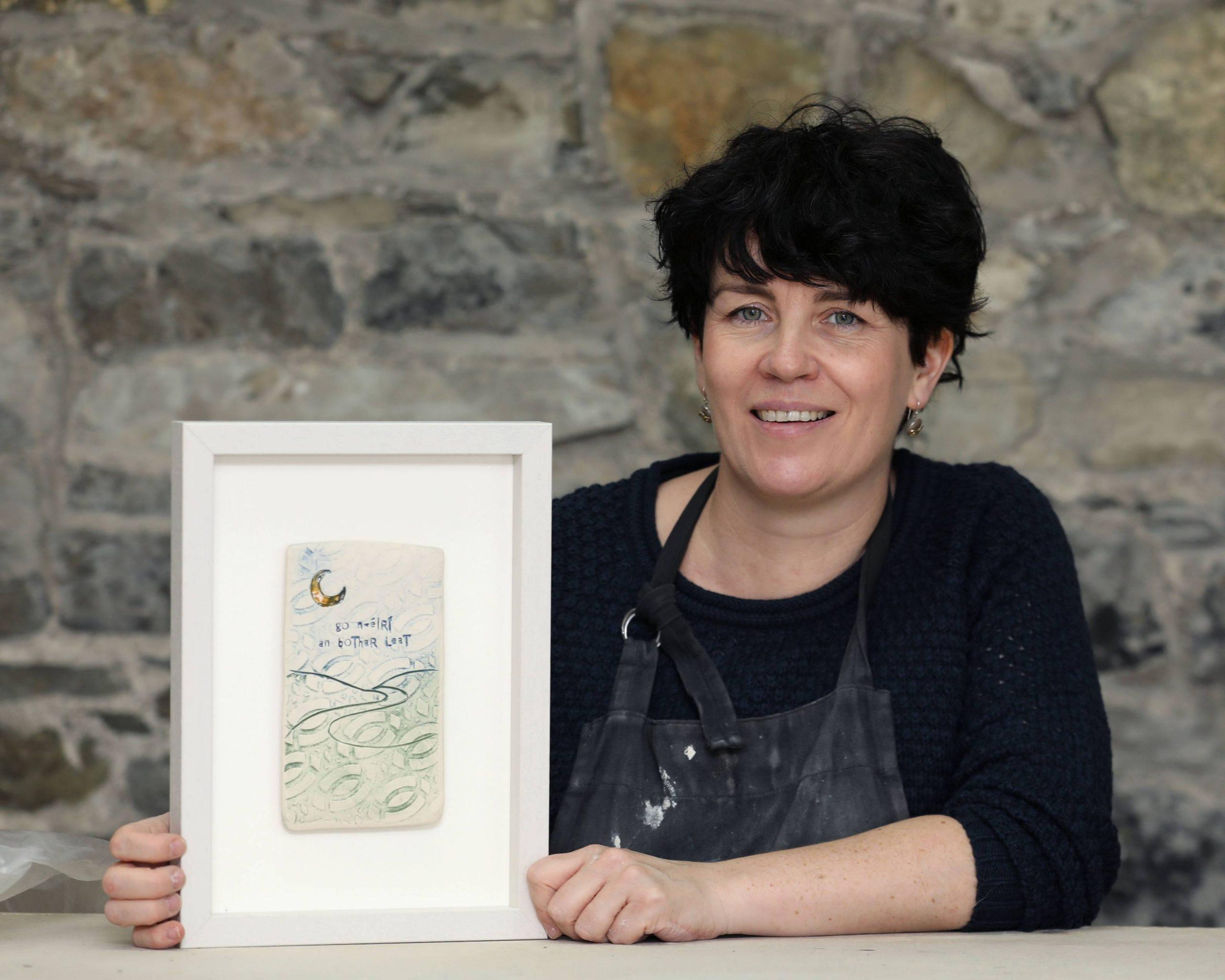 WOMEN OF THE IRISH FOOD INDUSTRY – SARAH MCKENNA, CERAMICS ARTIST