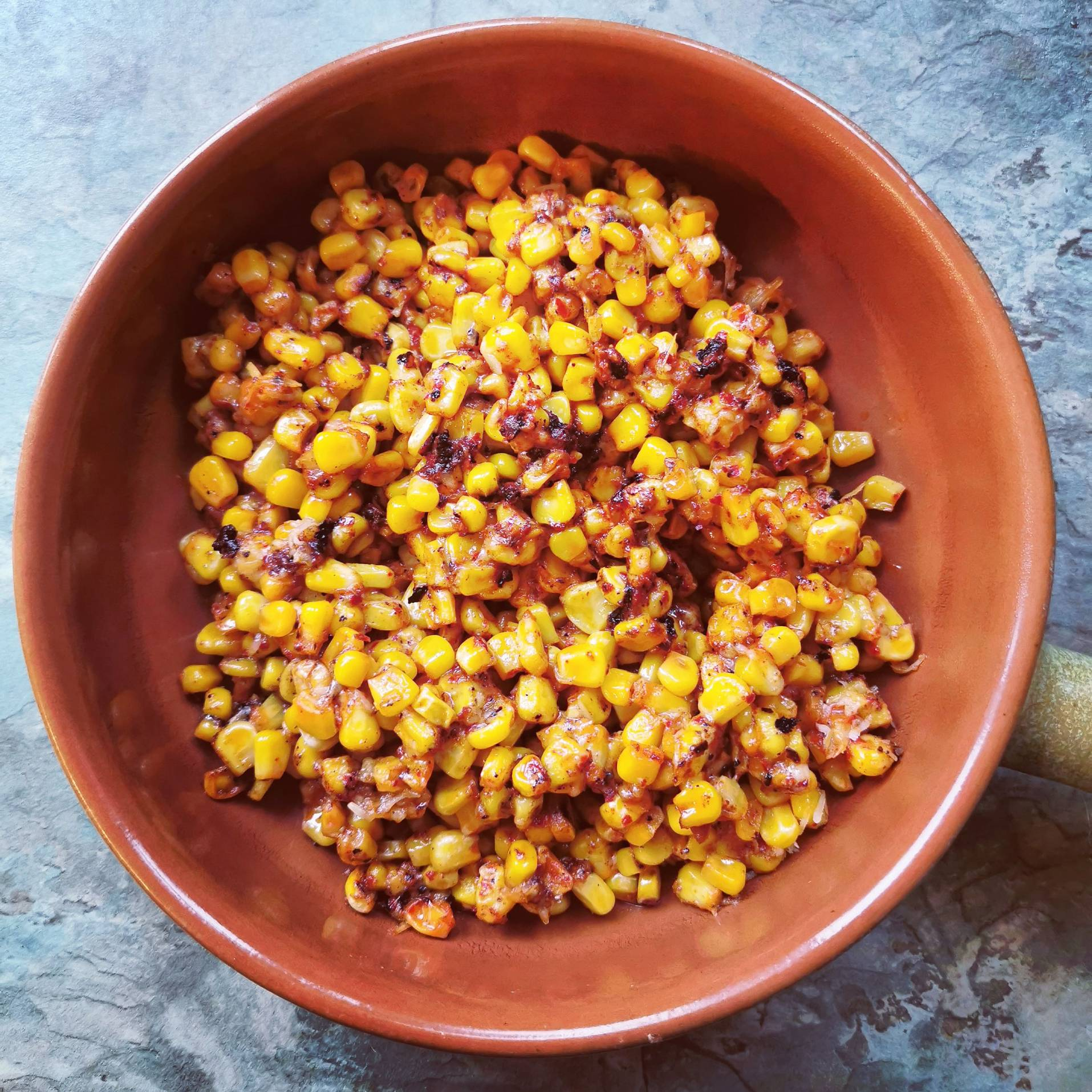 ELOTES IN A BOWL