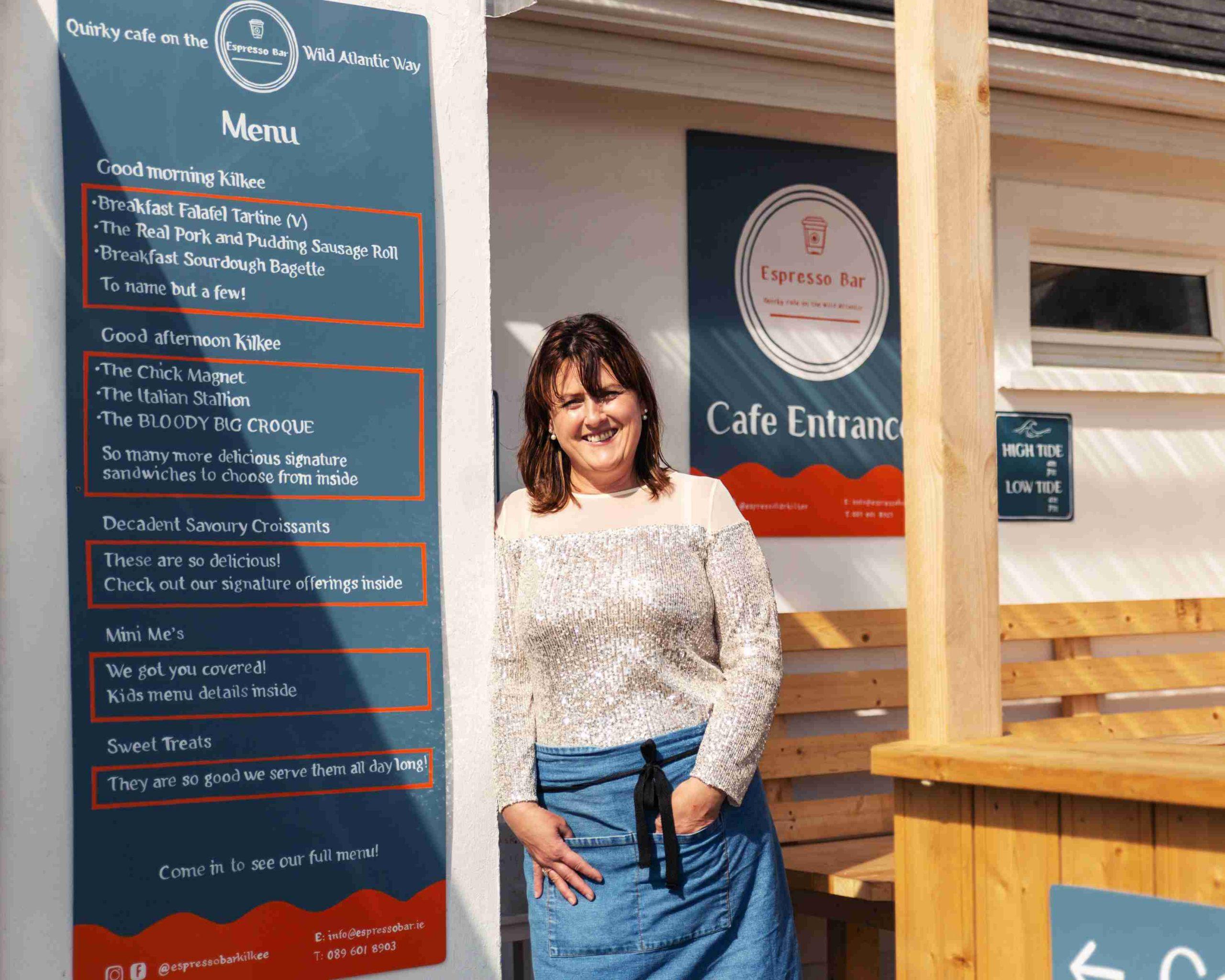 WOMEN OF THE IRISH FOOD INDUSTRY – JUDI KINNANE, CAFE OWNER